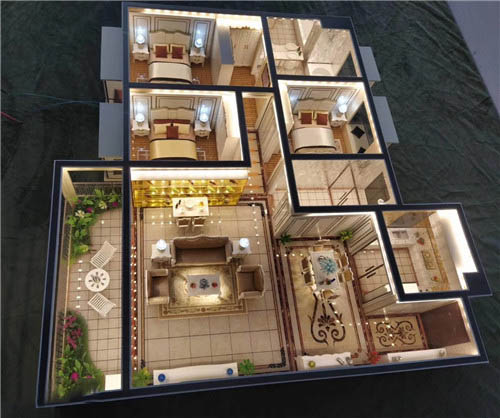 滨州沙盘模型制作公司