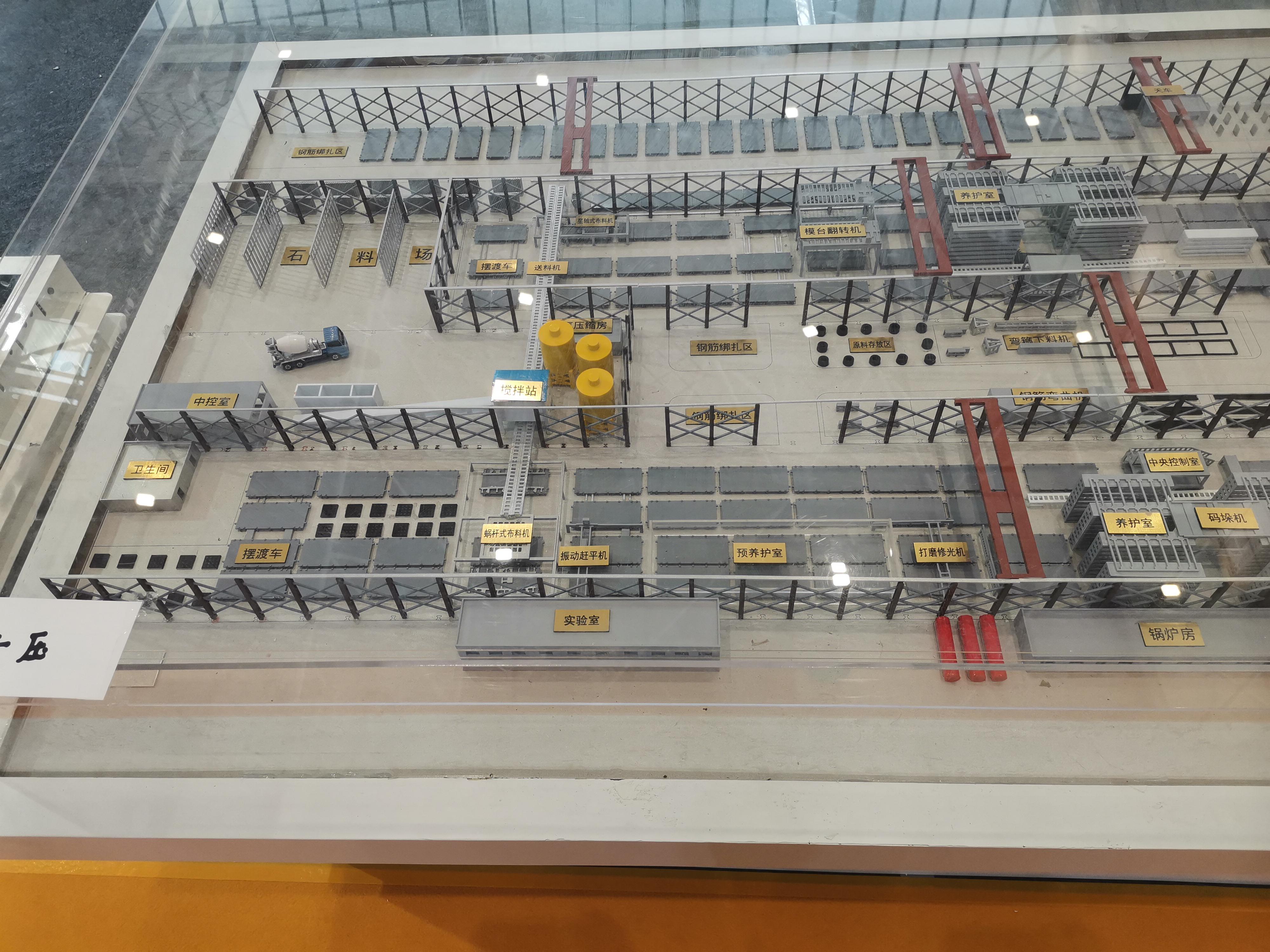 滨州机械模型制作公司,滨州沙盘模型制作公司
